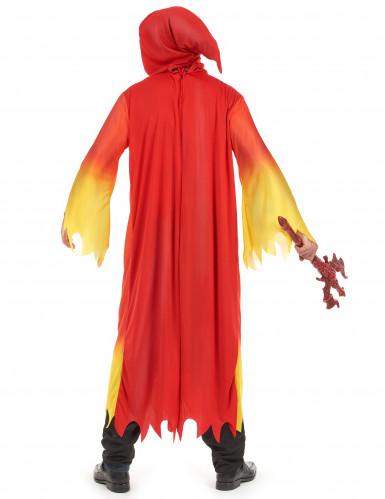 Costume da diavolo per Halloween da uomo-2