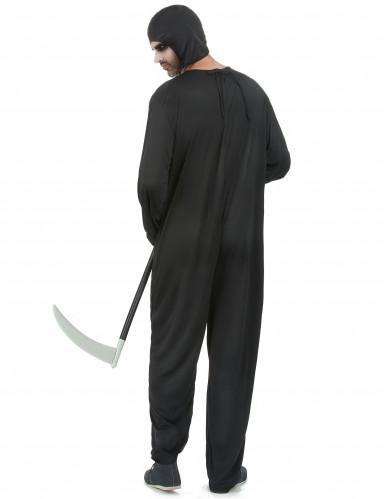 Costume uomo da scheletro per Halloween-2