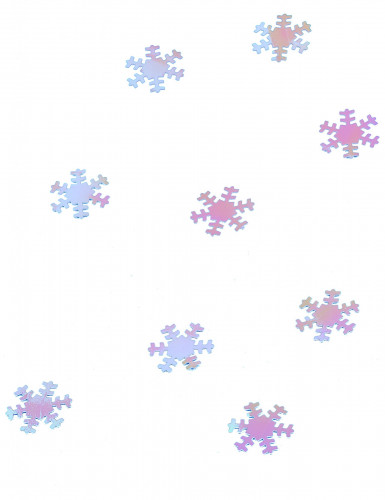 Fiocchi di neve natalizi