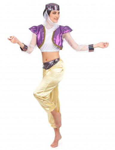 Costume da ballerina orientale donna