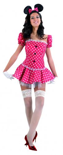 Costume per donna topo sexy