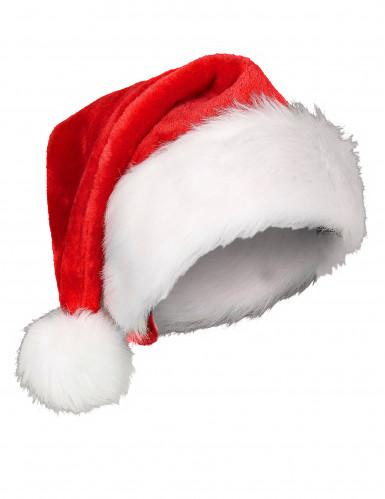 Cappello rosso e bianco Babbo Natale