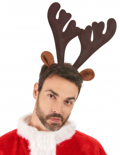 Cerchietto da renna per Natale-1