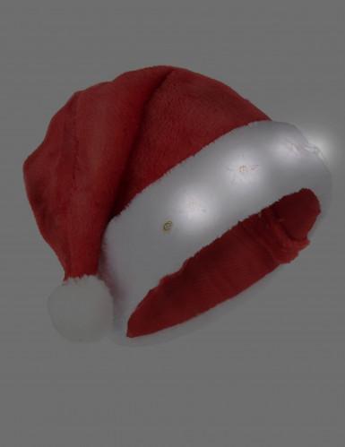 Cappello Babbo Natale luminoso-1