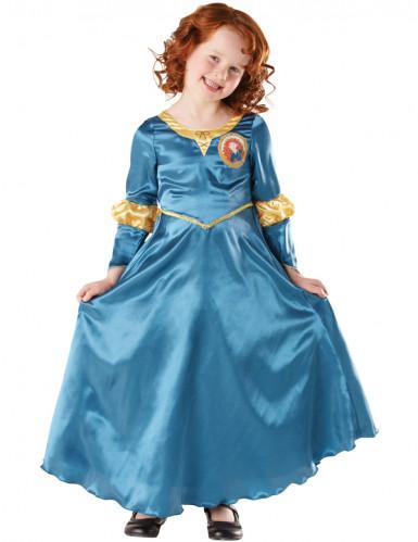 Costume per bambina Merida Ribelle Disney Pixar