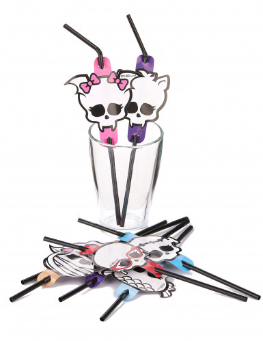 Cannucce Monster High Halloween flessibili-1