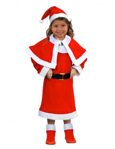 Costume Mamma Natale per bambina