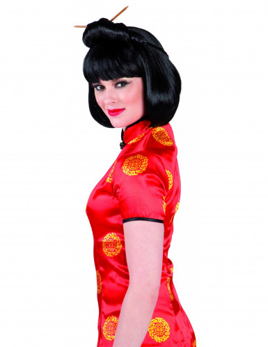 Parrucca per donna in stile cinese