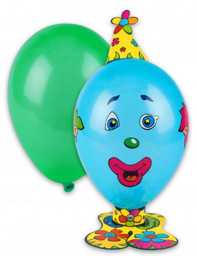 Kit palloncini per realizzare pupazzo festa