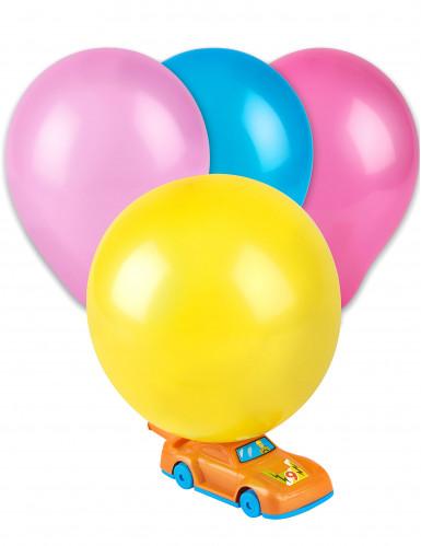 Automobilina gonfia palloncini