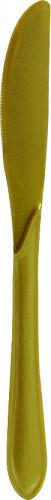 Confezione 10 Coltelli dorati