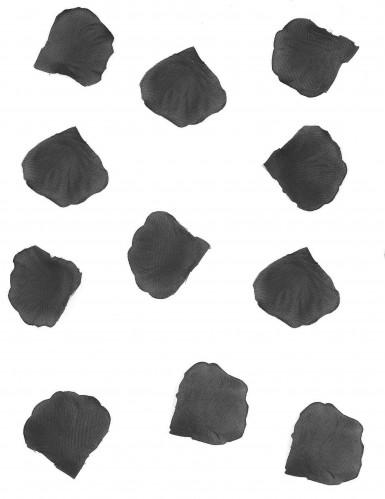100 Petali in tessuto nero