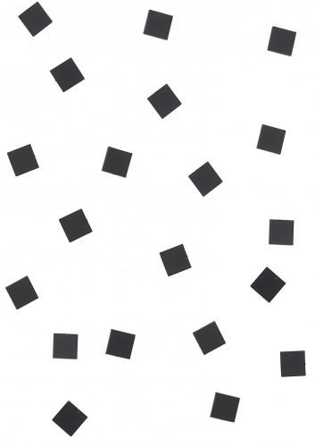 20 specchietti quadrati neri