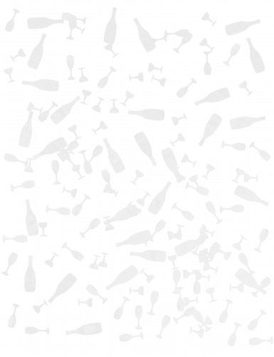 10 g di coriandoli da tavola bianchi-1