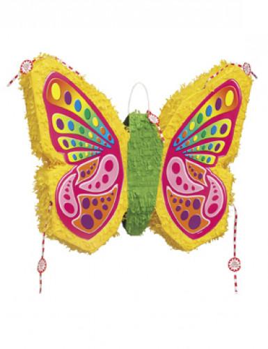 Pignatta Farfalla multicolore
