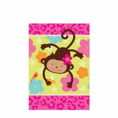 Tovaglia un amore di scimmietta