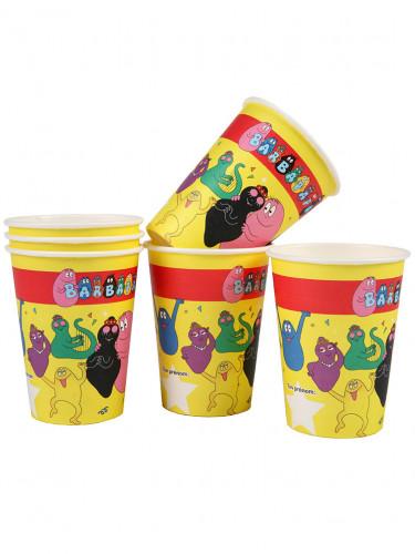 6 Bicchieri di cartone Barbapapà-1
