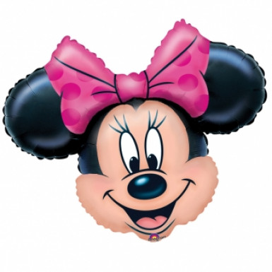 Palloncino a forma di Minnie