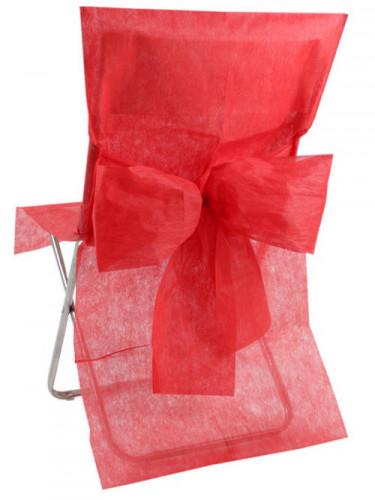 10 Coprisedie Premium rossi