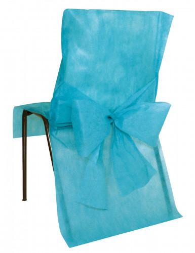 10 coprisedie Premium color turchese