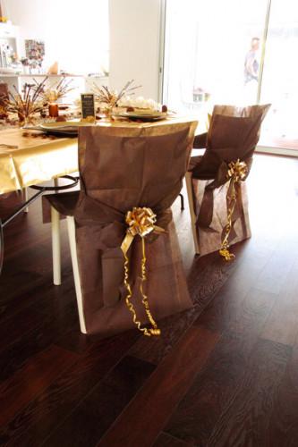 10 coprisedie Premium color cioccolato -2