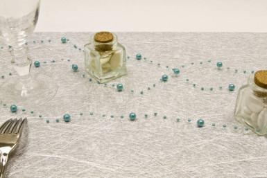 Ghirlanda di perle turchesi