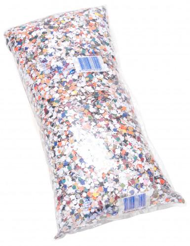 Confezione da 1 kg di coriandoli multicolori-1