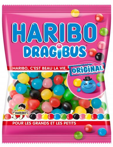 Caramelle Haribo dragibus