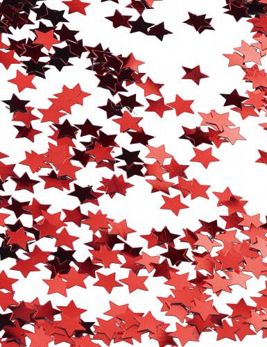 Stelle di Natale di colore rosso-2