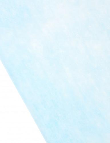 Runner azzurro di 10 metri di lunghezza-1