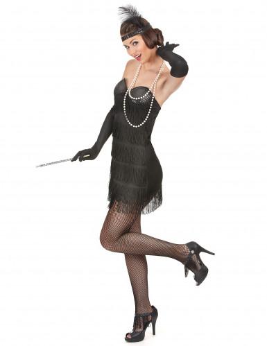 Costume sexy da donna in stile Charleston-1