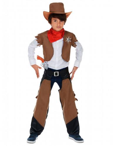 Costume da cowboy per bambino