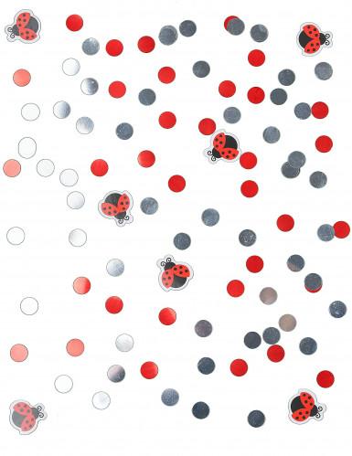 Coriandoli a forma di coccinella-1