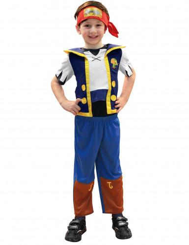 Costume originale da Jake il Pirata™ per bambino