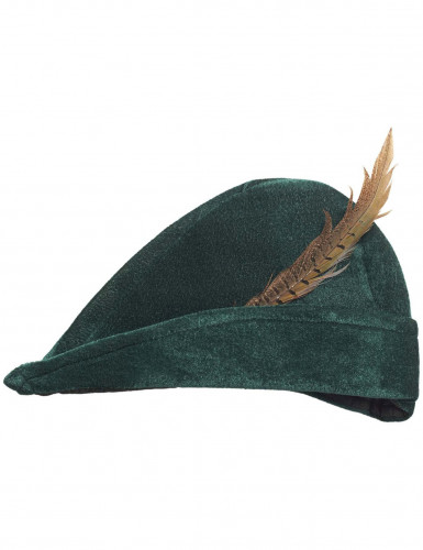 Cappello verde principe dei boschi