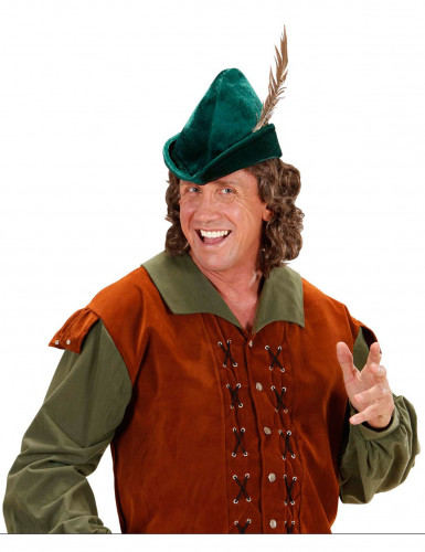 Cappello verde principe dei boschi-2