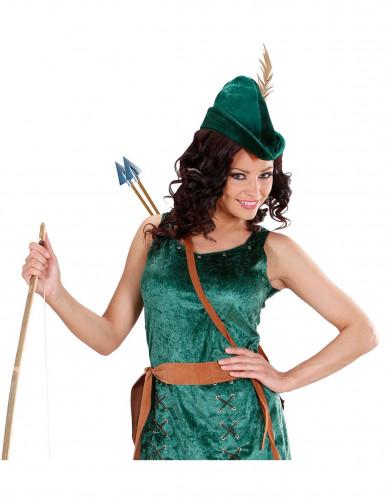 Cappello verde principe dei boschi-1