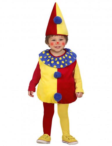 Costume da pagliaccio per bambino