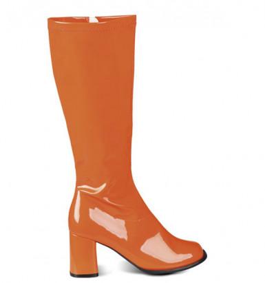 Stivali arancioni per donna?