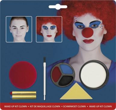 Kit make-up Pagliaccio