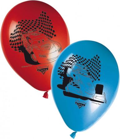 8 palloncini di lattice Cars™