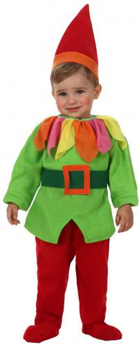 Costume da folletto bimbo