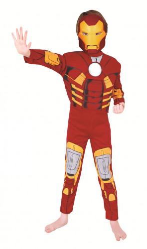 Costume luxury da Iron Man per bambino