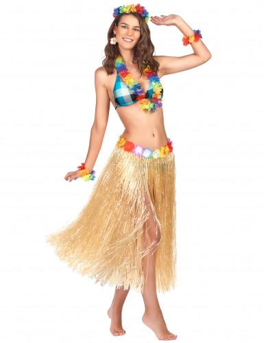 Gonna lunga Hawaiana donna