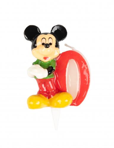 Candela numero 0 con licenza ufficiale Mickey™