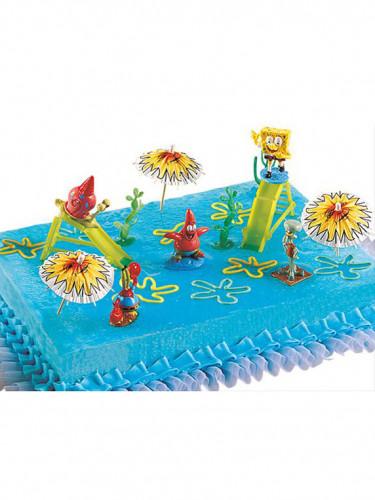 Decorazione Spongebob per torte-1