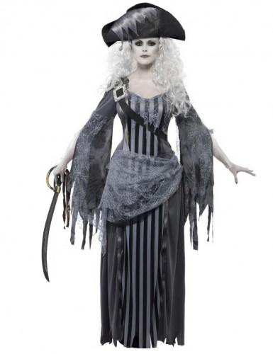 Costume Pirata Fantasma Halloween da donna