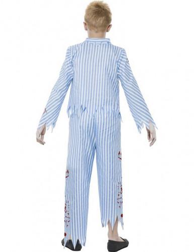 Costume da zombie bambino in pigiama-2