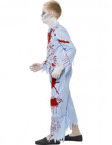 Costume da zombie bambino in pigiama-1