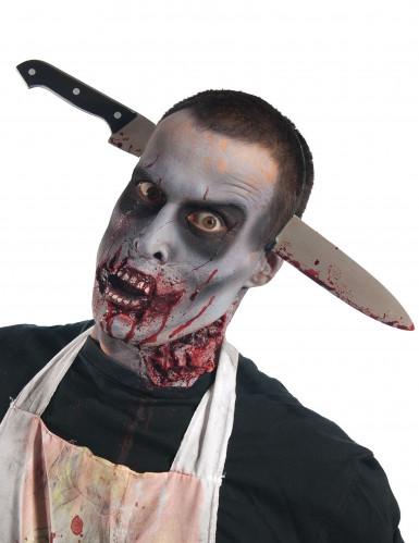 Cerchietto a forma di coltello per Halloween